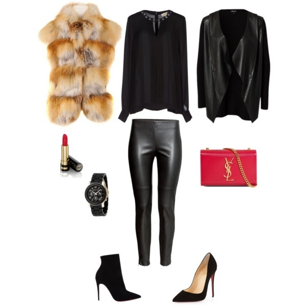 Holiday Outfit #1